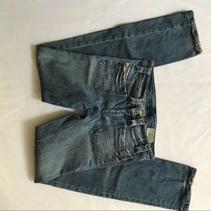 Diesel KEATE Distressed Jeans
